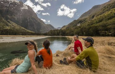 Ultimate Hikes Routeburn Track Day Walk